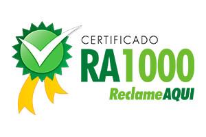 CertificadoRA1000