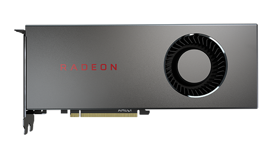 Placa de Vídeo AMD Radeon 5700