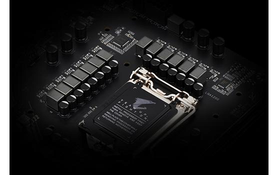PLACA MÃE GIGABYTE Z590 AORUS ELITEZ590 EXPRESS CHIPSET SOCKET1200 ATX DDR4