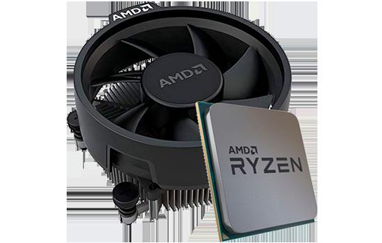 Processador AMD Ryzen 5 3500