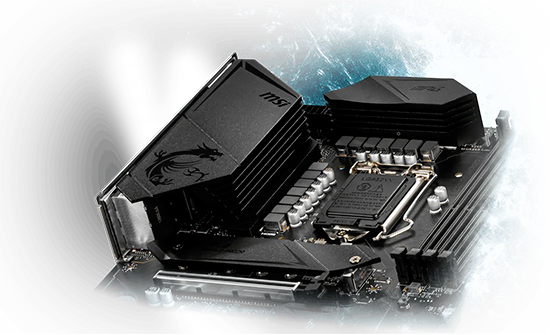MPG Z490 Gaming Plus