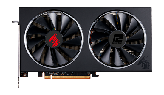 Placa de vídeo RX 5700 XT