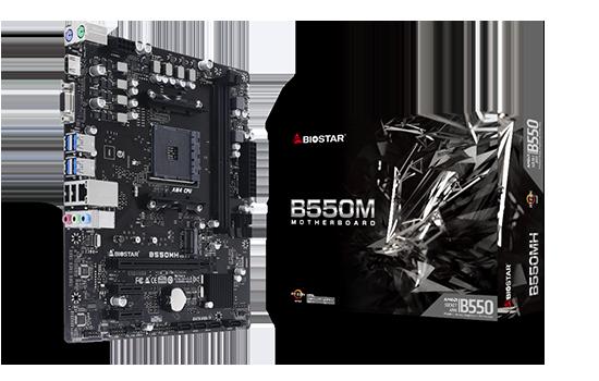 B550MH