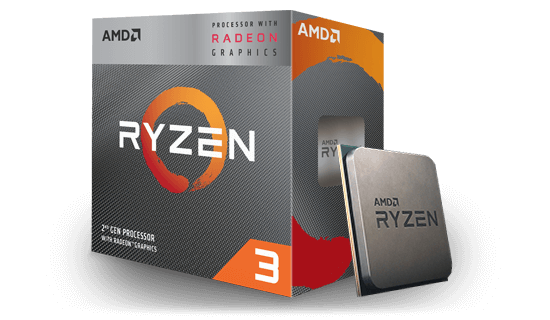 Processador AMD Ryzen 3 3200G