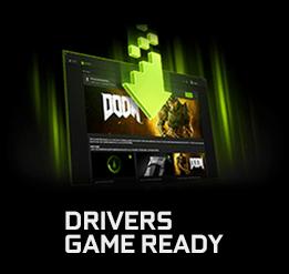 Jogue com o driver perfeito para cada game