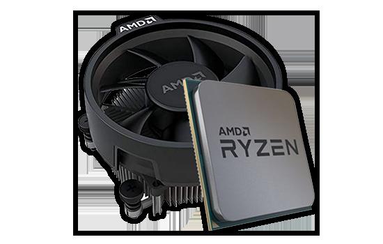 Processador AMD Ryzen 5 3400g