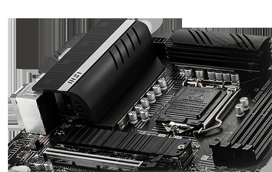 PLACA MÃE MSI Z590 PRO WIFI INTEL Z590 CHIPSET SOCEKT 1200 ATX DDR4