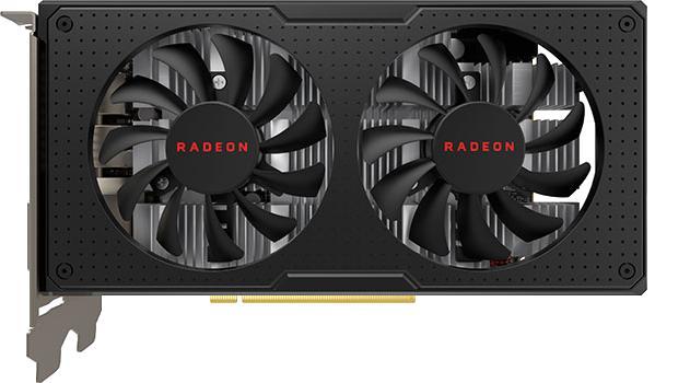 Placa de Vídeo AMD Radeon
