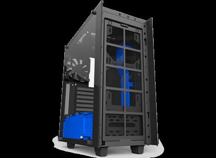 Gabinete NXZT S340 CA-S340W-B5 Water Cooler