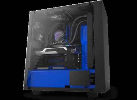 Gabinete NXZT S340 CA-S340W-B5 Realidade Virtual
