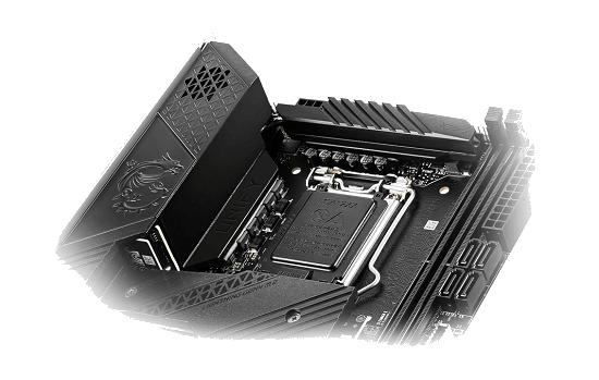 PLACA MÃE MSI MEG Z590I UNIFY INTEL Z590 CHIPSET SOCKET 1200 MINI-ITX DDR4