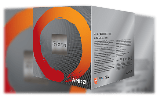 Processador AMD Ryzen 5 3800X