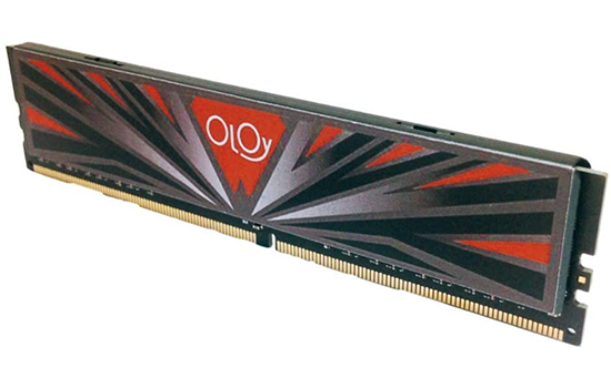 Memória DDR4OLOy Owl Black, 8GB, 3000MHZ, MD4U083016BJSA