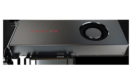 Placa de vídeo RX 5700