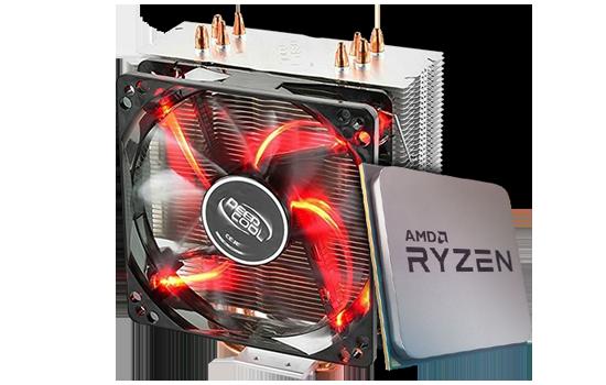Processador AMD Ryzen 7
