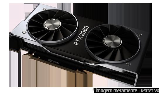 Placa de Vídeo NVIDIA GeForce GTX 1070 Ti