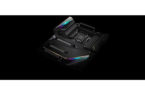 PLACA MÃE GIGABYTE Z590 AORUS XTREMEZ590EXPRESS CHIPSET SOCKET1200 E-ATX DDR4