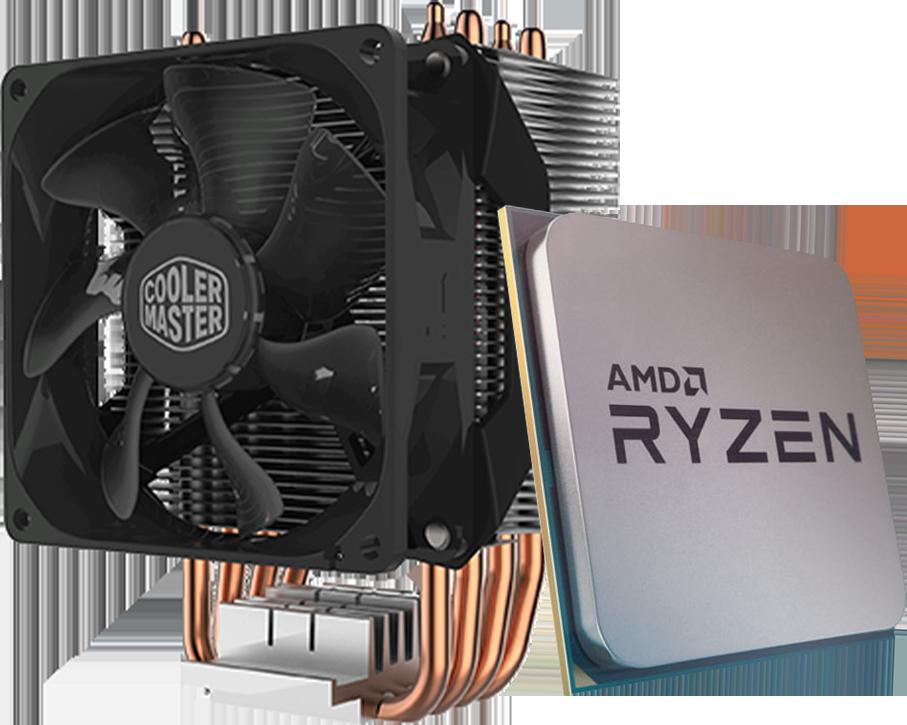 Processador AMD Ryzen