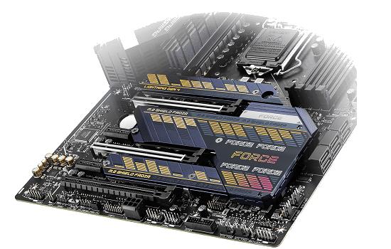 PLACA MÃE MSI MPG Z590 GAMING FORCE CHIPSET INTEL Z590 SOCKET 1200 ATX DDR4