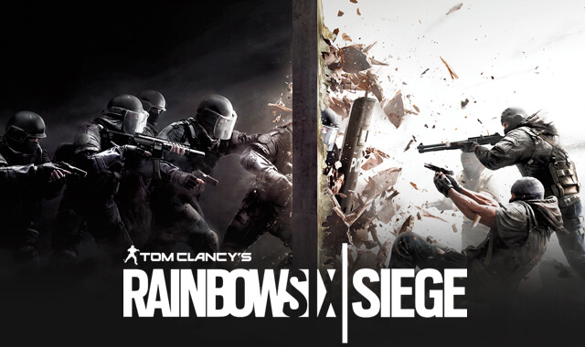 Desempenho Rainbow Six Siege Tom Clancys