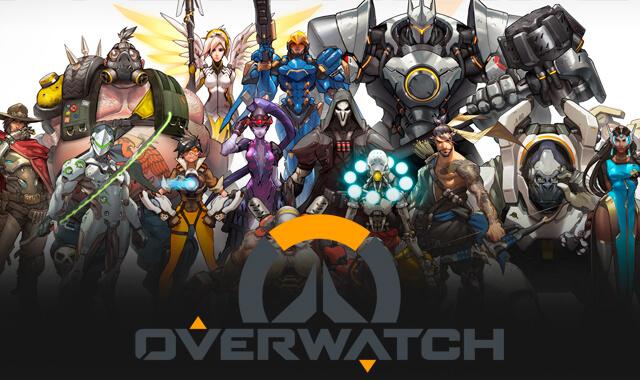Desempenho Overwatch