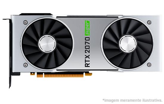 Placa de Vídeo NVIDIA GeForce Rtx 2070 Super