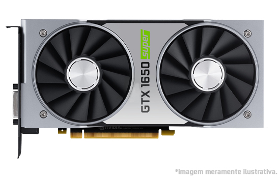 Placa de Vídeo NVIDIA GeForce GTX 1650 Super