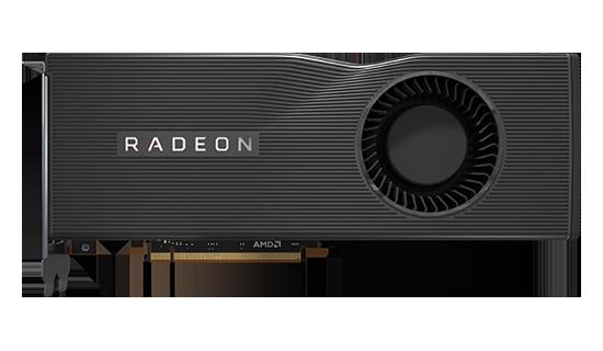 Placa de Vídeo AMD Radeon RX 5700xt