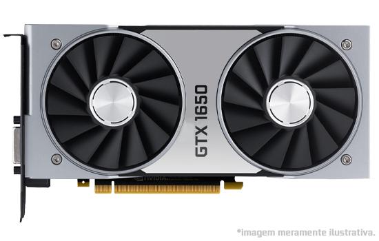 Placa de Vídeo NVIDIA GeForce GTX 1650