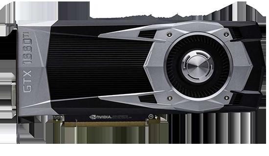 Placa de Vídeo NVIDIA GeForce GTX 1660 ti