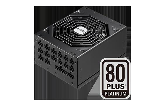 Fonte Super Flower LEADEX III 850W, 80 Plus Gold, PFC Ativo, SF-850F14HG