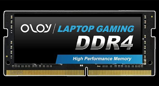 Memória Notebook DDR4 OLOy Cardinal, 8GB, 2666MHZ, MD4S082619IZSC
