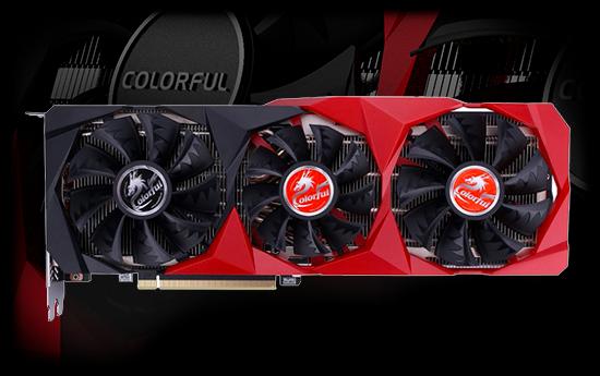 Colorful GeForce RTX 3070 NB-V - 212327116802