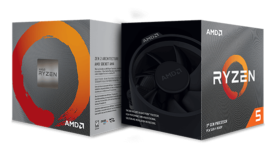 Processador AMD Ryzen 5 3600X