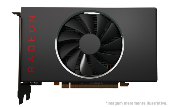 Placa de Vídeo AMD Radeon RX 5500Xt