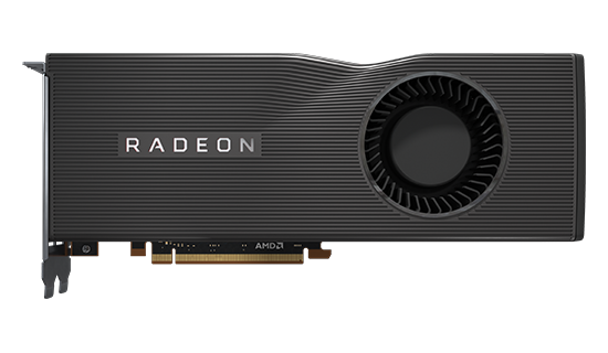 Placa de Vídeo AMD Radeon RX 5700