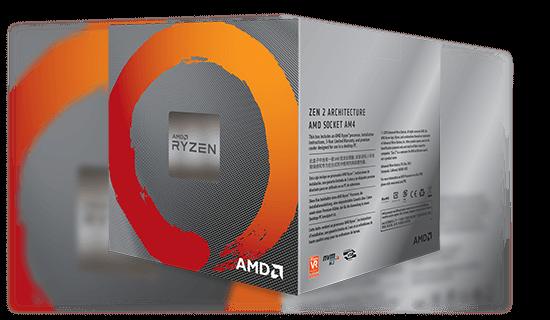 Processador AMD Ryzen 5 3700X
