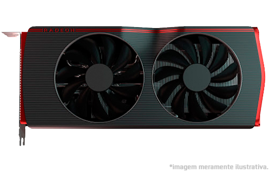 Placa de Vídeo AMD Radeon RX 5600