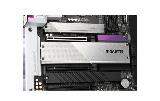 PLACA MÃE GIGABYTE Z590 VISION GZ590 EXPRESS CHIPSET SOCKET1200 ATX DDR4
