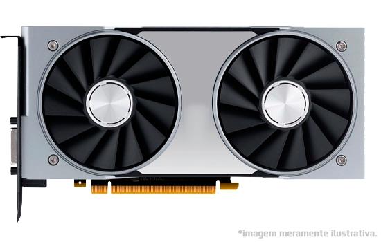 Placa de Vídeo NVIDIA GeForce