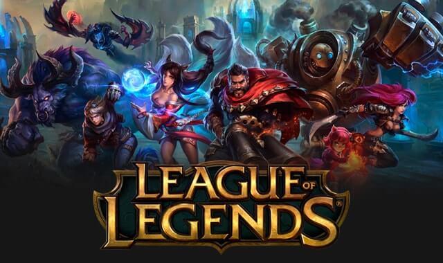 Desempenho League of Legends LOL