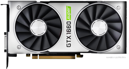 Placa de Vídeo NVIDIA GeForce GTX 1660 Super
