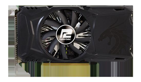 Placa de Vídeo AMD Radeon RX 550