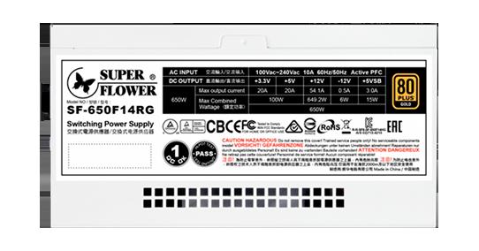 SF-650F14RG(WH)