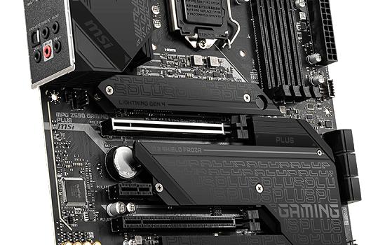 PLACA MÃE MSI MGP Z590 GAMING PLUS INTEL Z590 CHIPSET SOCKET 1200 ATX DDR4