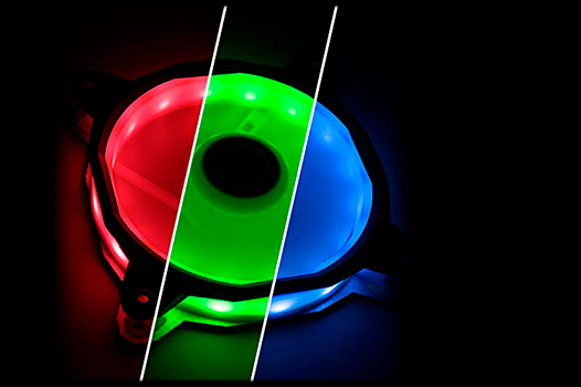 KIT FAN COM 3 UNIDADES LIAN LI BR LITE RGB 120MM, BLACK