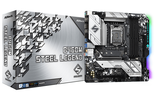 placa-mae-asrock-B460m-steel-legend-01