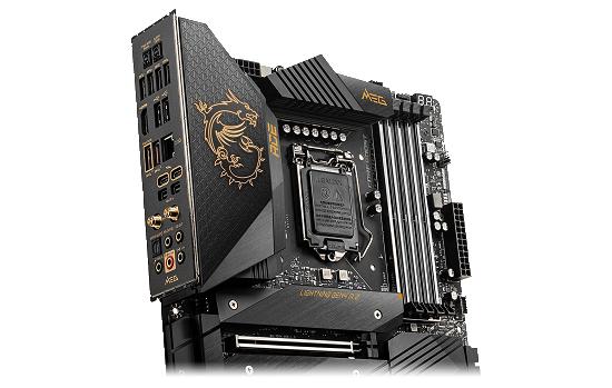 PLACA MÃE MSI Z590 ACE CHIPSET INTEL Z590 SOCKET 1200 ATX DDR4