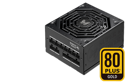 Fonte Super Flower LEADEX III 850W, 80 Plus Gold, PFC Ativo, SF-850F14HG