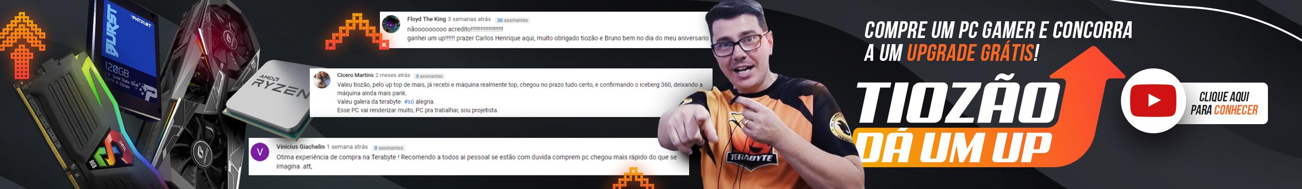 Campanha - Tiozão dá um up 2
